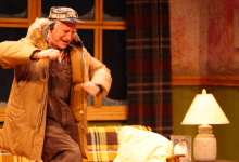 A Holiday Classic: Magnus Theatre's Ethan Claymore