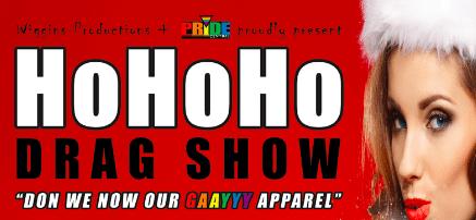 HoHoHo Xmas Drag Show