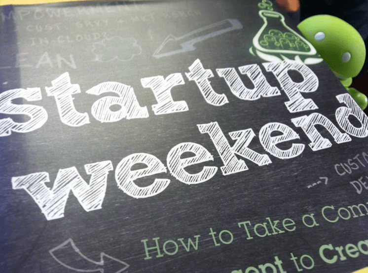 Startup Weekend: Where New Ideas Are Brought to Life