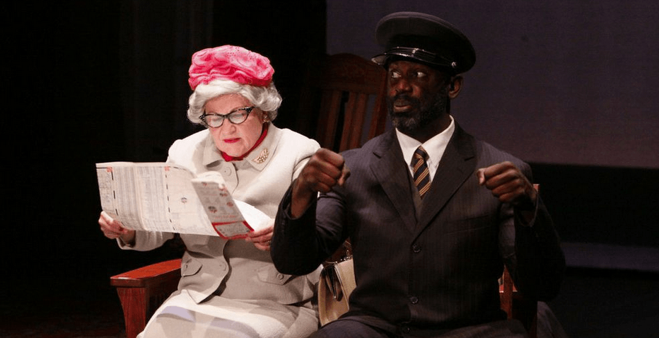 Driving Miss Daisy: Joanne Waytowich at her Best