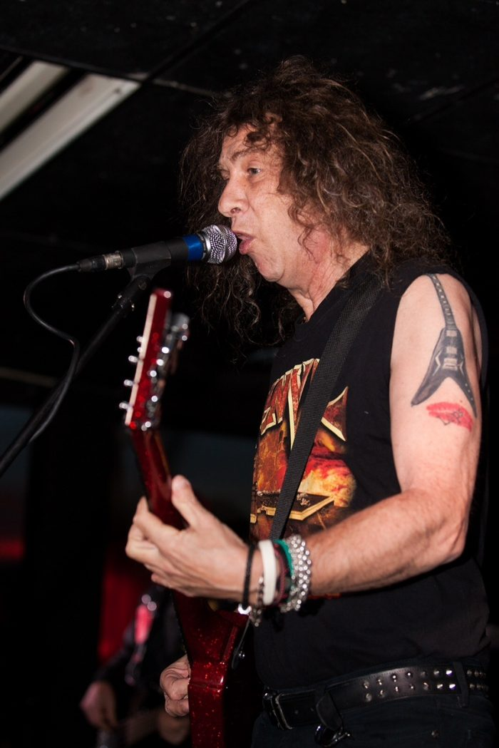 Pounding Metal: Anvil – Hope in Hell Tour