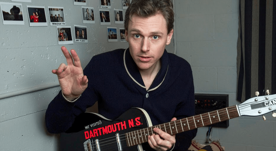 So Many More Colours: A Q&A with Joel Plaskett