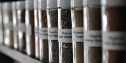 Spice Up Your Life: The Mystic Garden