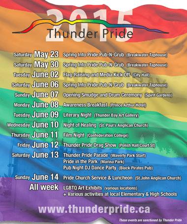 Thunder Pride 2015