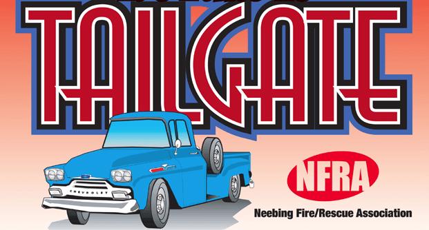 10th Annual Neebing Fire/Rescue Association Tailgate Sale