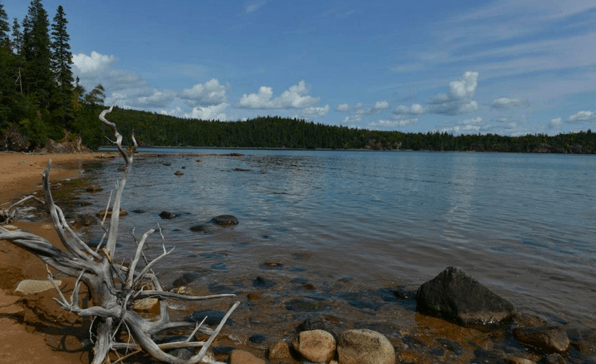 Hyer Brings Lake Superior National Marine Conservation Area One Step Closer to Establishment
