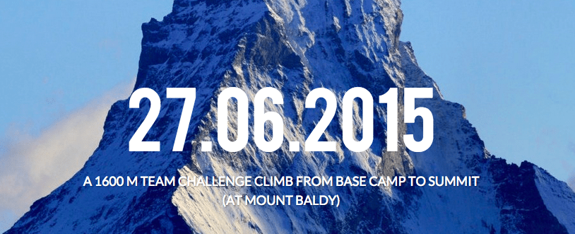 Matterhorn Madness: June 27 @ Mount Baldy