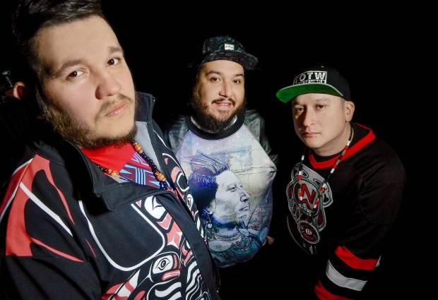 A Tribe Called Red plays FWHP