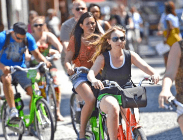 Discovery Rides: Exploring Arts and Culture with Guided Bike Tours