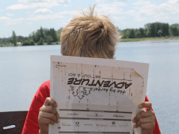 The Big Boreal Adventure: Nature-Based Scavenger Hunt