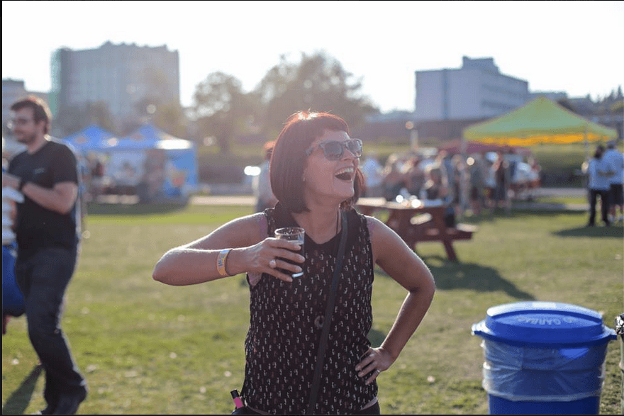 BrewHa! Craft Beer Festival A Huge Success