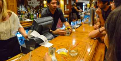 Top Ten Rules of Bar Etiquette