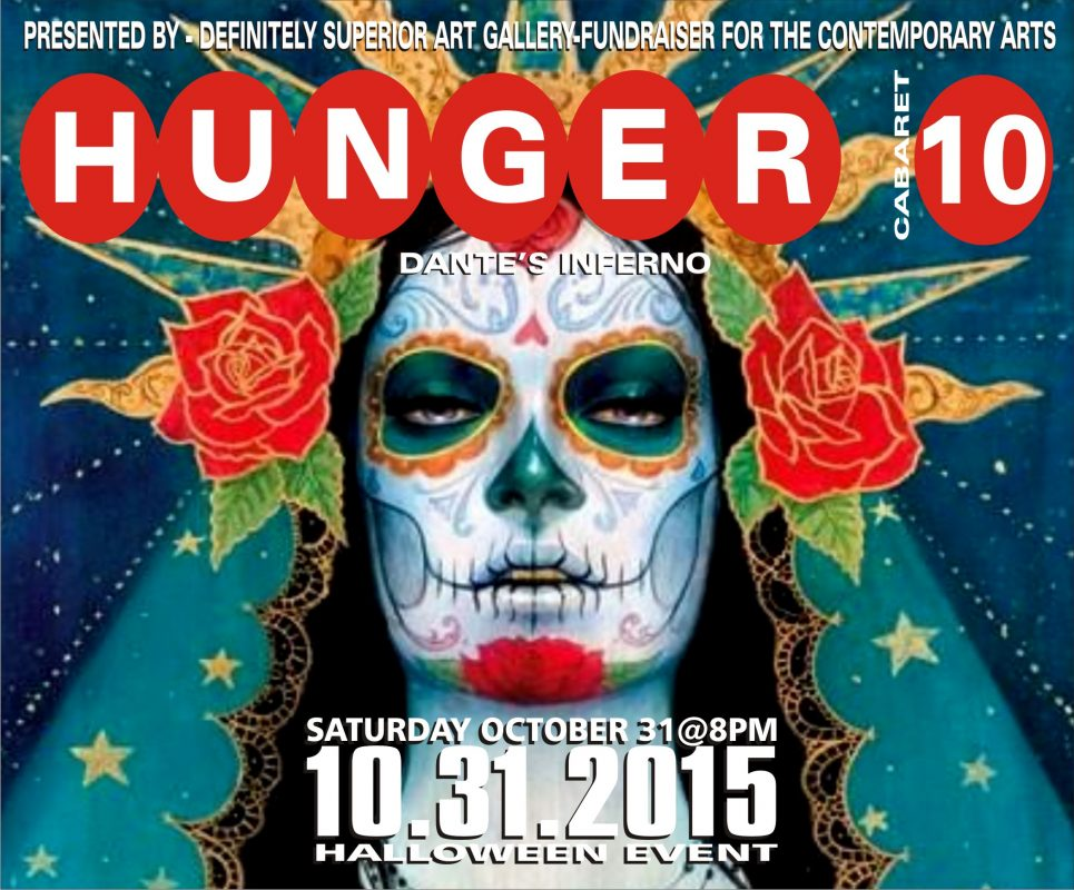 The Hunger 10 – Dante's Inferno!