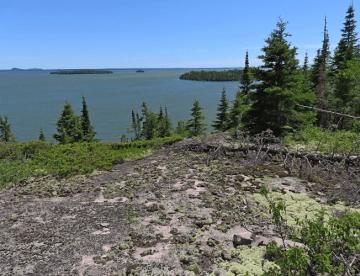 Local Group to Establish Nature Reserve on Black Bay, Lake Superior