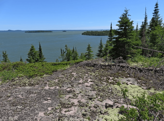 Local Group to Establish Nature Reserve on Black Bay, Lake Superior