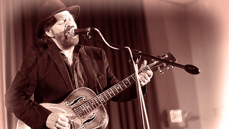 Colin Linden: Sleeping Giant Folk Music Society's Season Kicks-Off