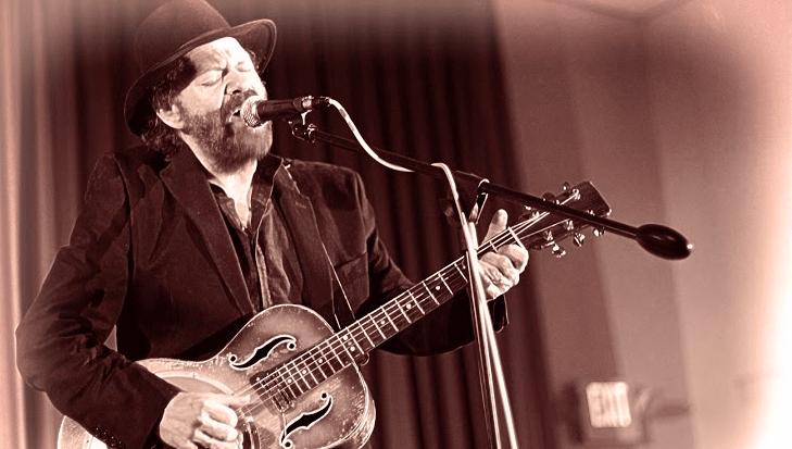 Colin Linden: Sleeping Giant Folk Music Society's Season Kicks-Off