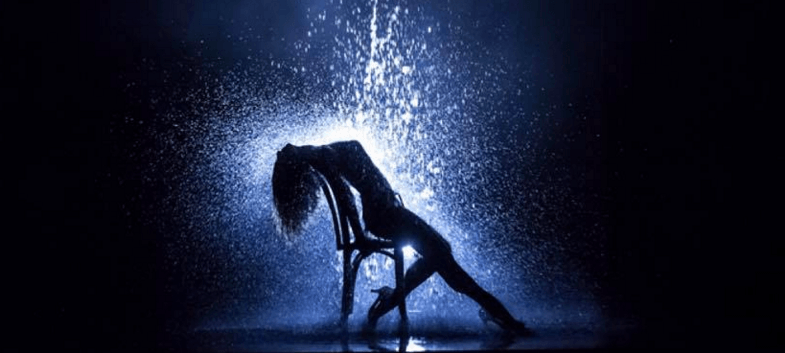 """First, when there's nothing…"" — Not much feeling in Flashdance The Musical"
