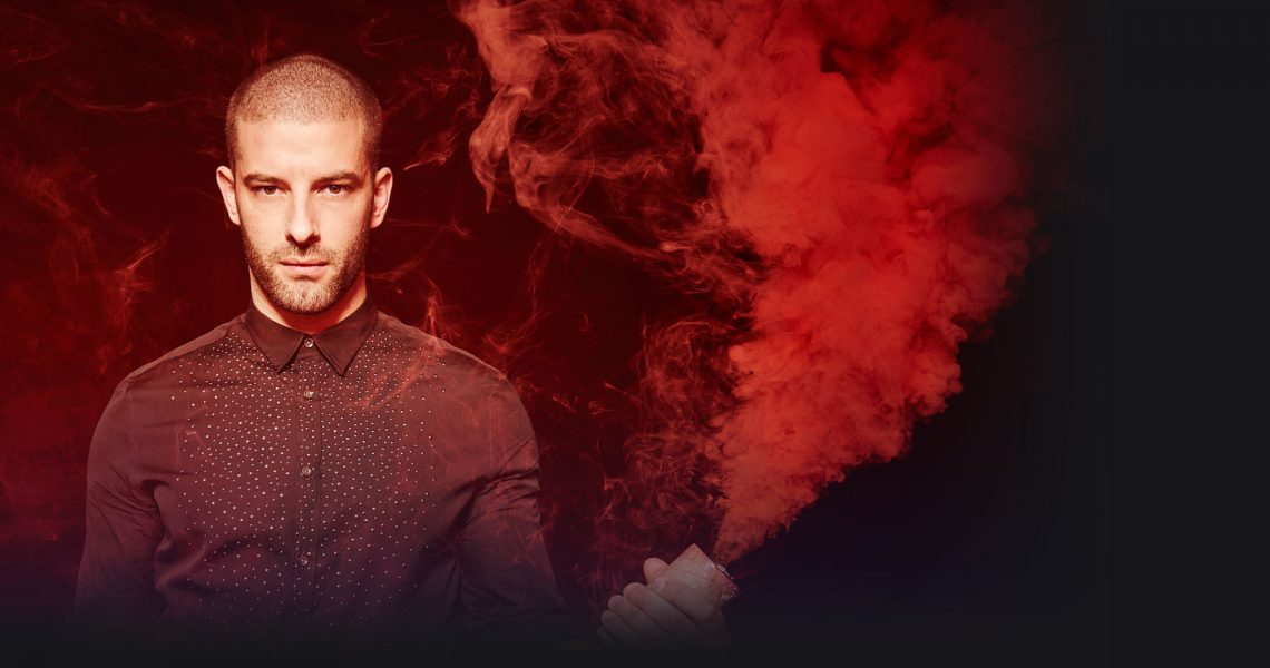 Darcy Oake — Illusionist takes TBCA crowd to his Edge of Reality