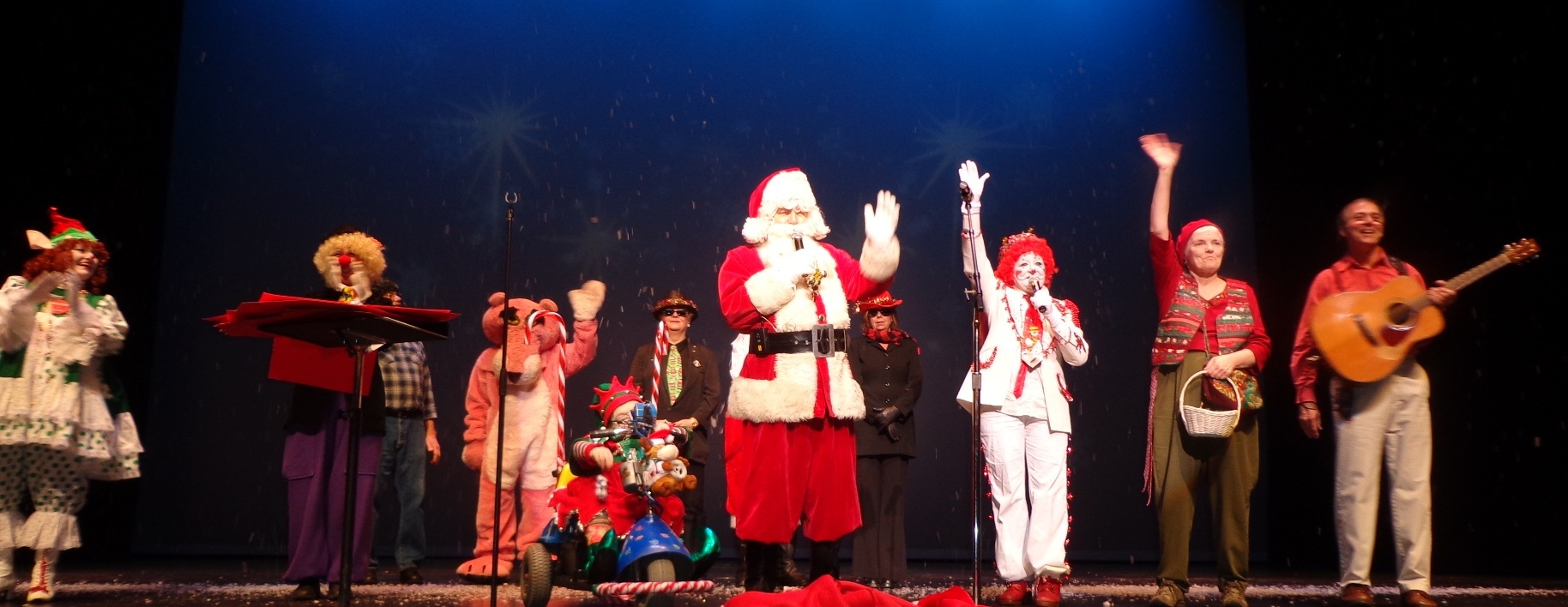 Some Kinda Christmas Show Celebrates 20 Years