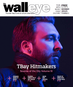 The Walleye: November 2015