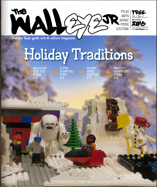 The Walleye Jr – December 2015