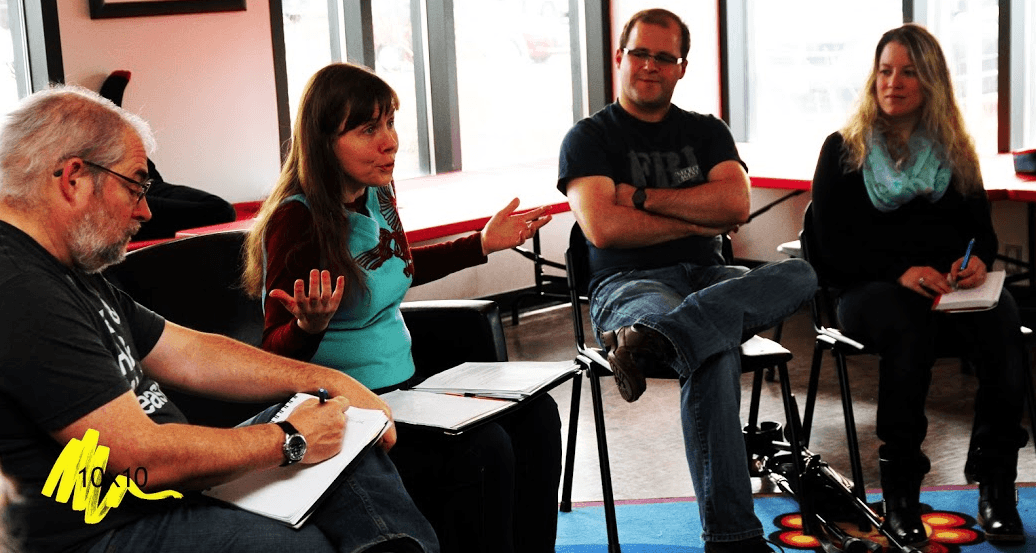 Debbie Patterson — Exploring Disability Through Theatre