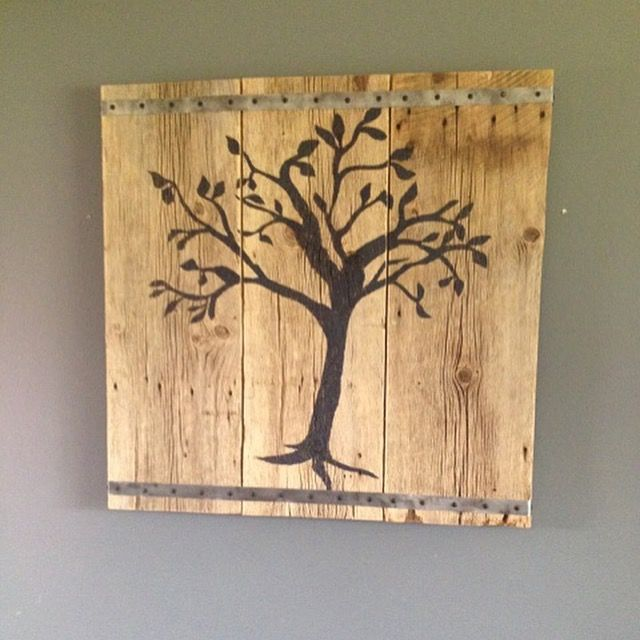 Reclaimed Rustic Home Decor