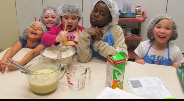 Our Kids Count — Community Kitchens Campaign