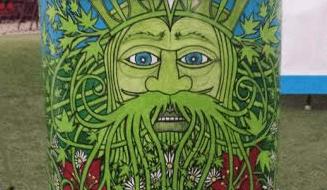 Calling All Artists! EcoSuperior's Painted Rain Barrel Art Project