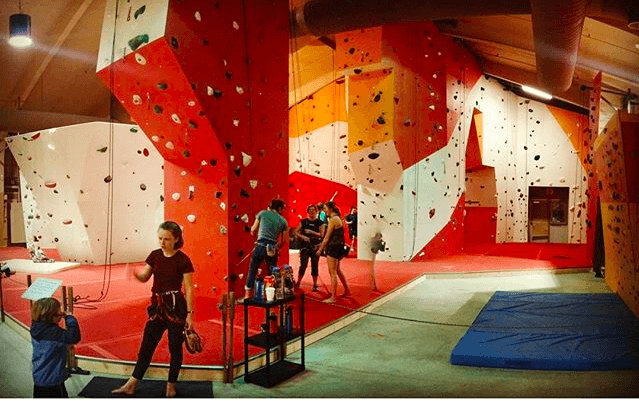 Reaching New Heights — Boulder Bear Climbing Centre