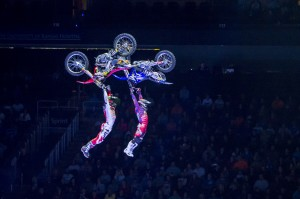 Nitro Circus Live - Kansas City USA 2015