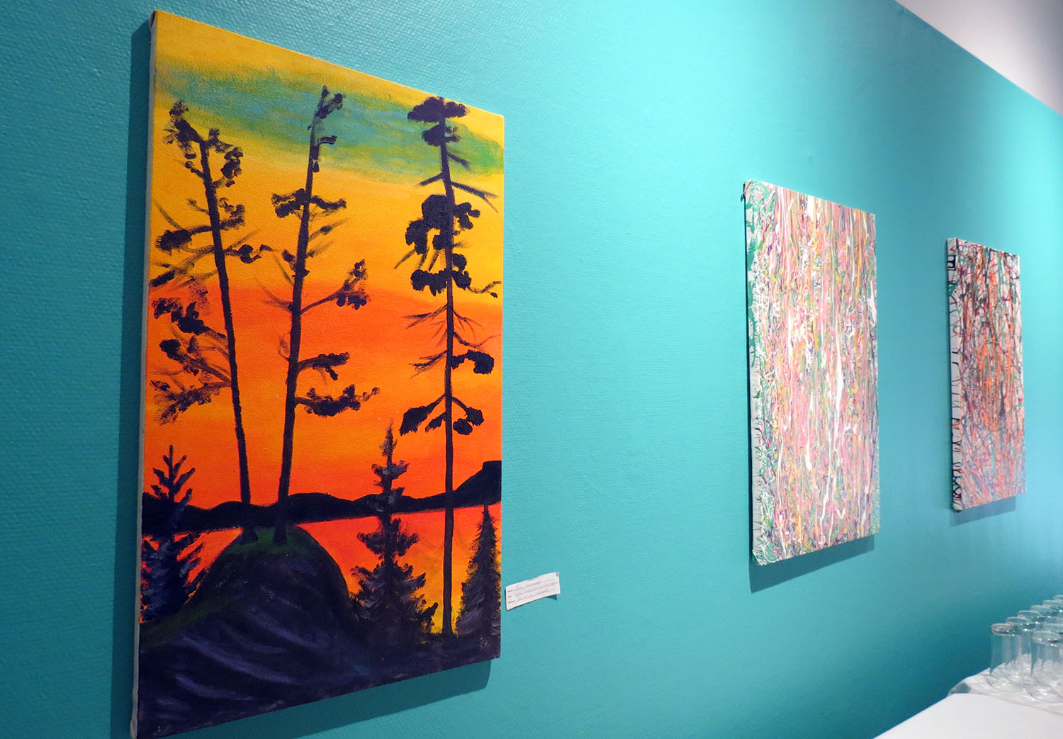 Voices of the North — Dennis Franklin Cromarty High School Art Exhibition