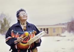Ma-Nee Chacaby (photo by Ruth Kivilahti)