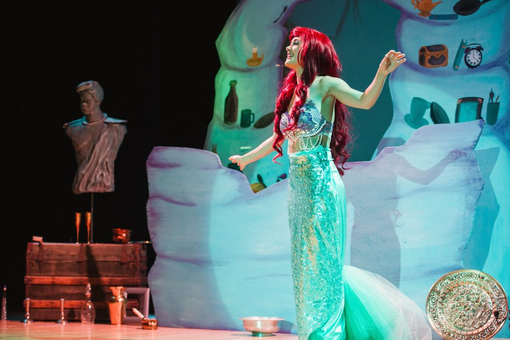 St. Patrick High School's The Little Mermaid—Life is the Bubbles Under the Sea