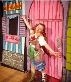 Pippi Longstocking—Popular Children's Novel Brought to Live by All the Daze Productions