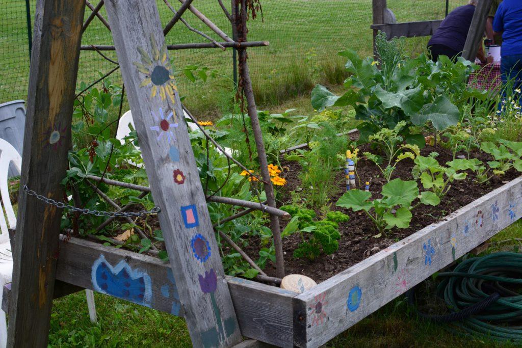 L.U. Community Garden