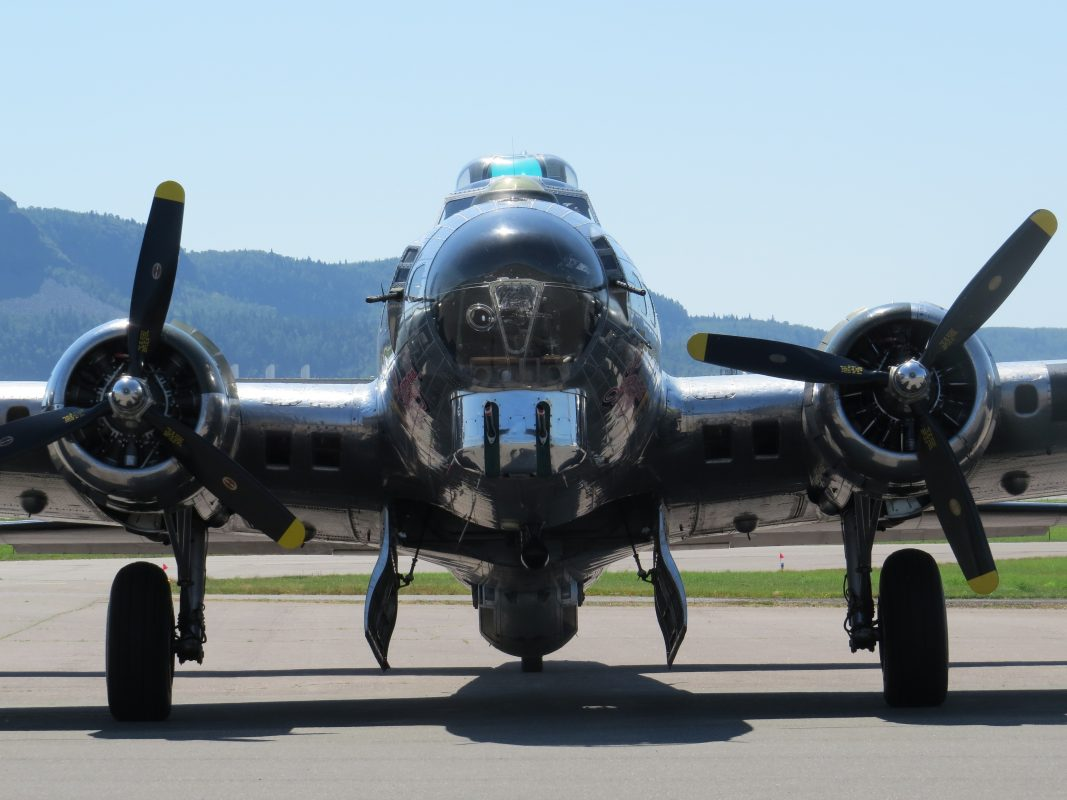 A Bucket List Experience—Restored WWII Bombers Visiting Thunder Bay Until August 8