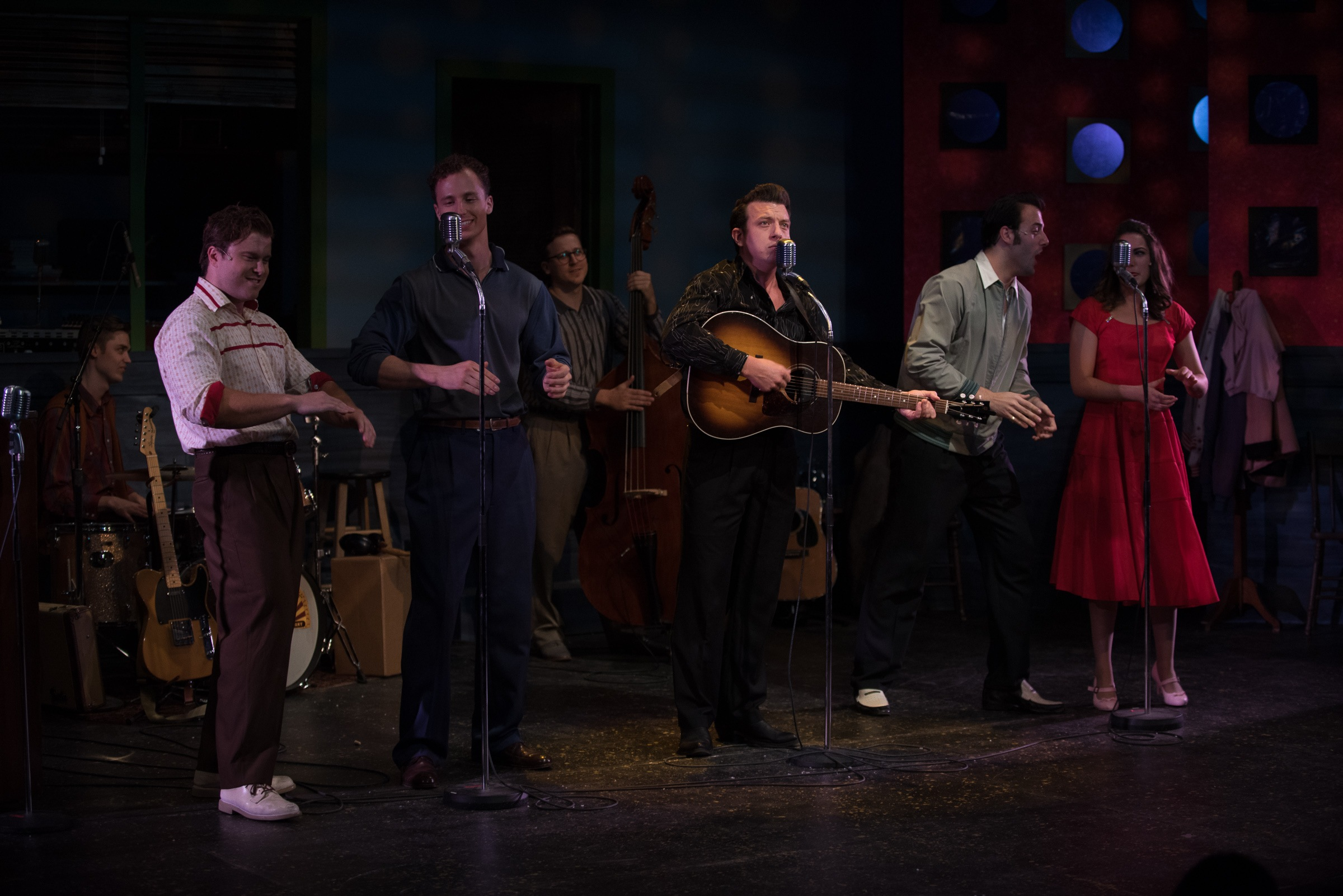 Sun Records Still Shines: Magnus' Million Dollar Quartet