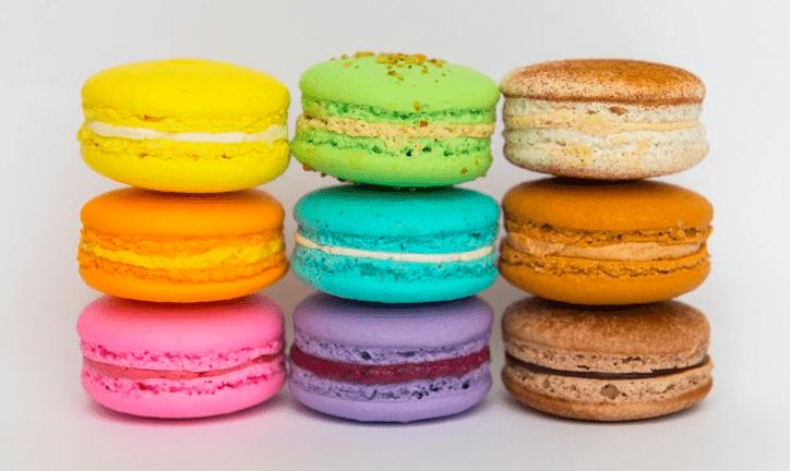 Du Soleil Macarons — A Little Taste of Sunshine