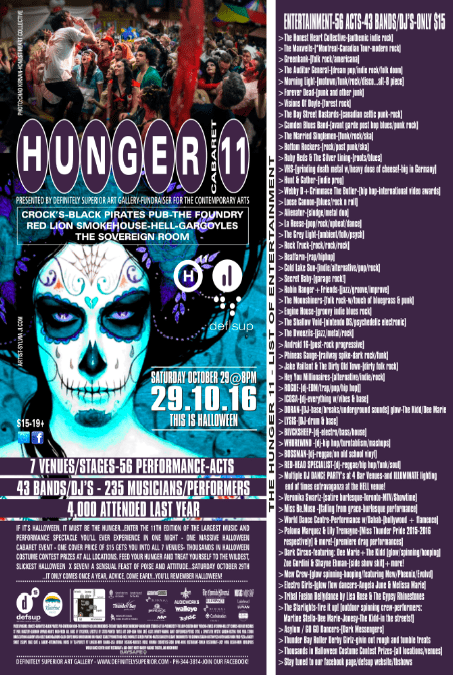 The Hunger 11
