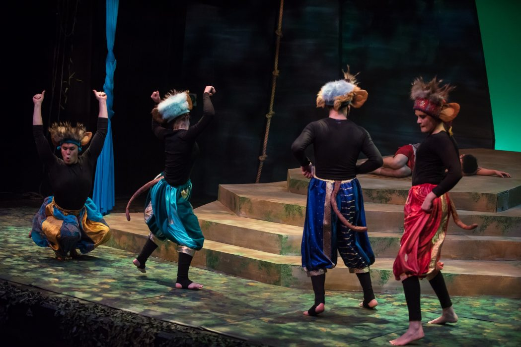 Another success for Magnus Theatre! The Jungle Book