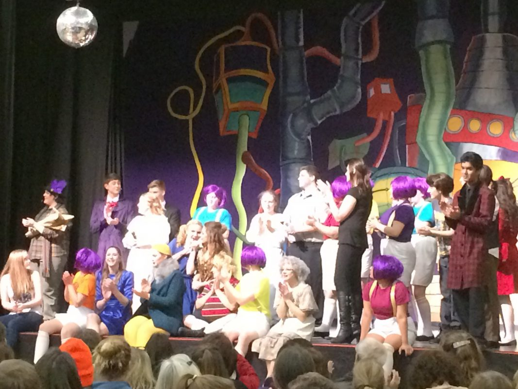 Hammaskjold High School Presents Willy Wonka Jr.