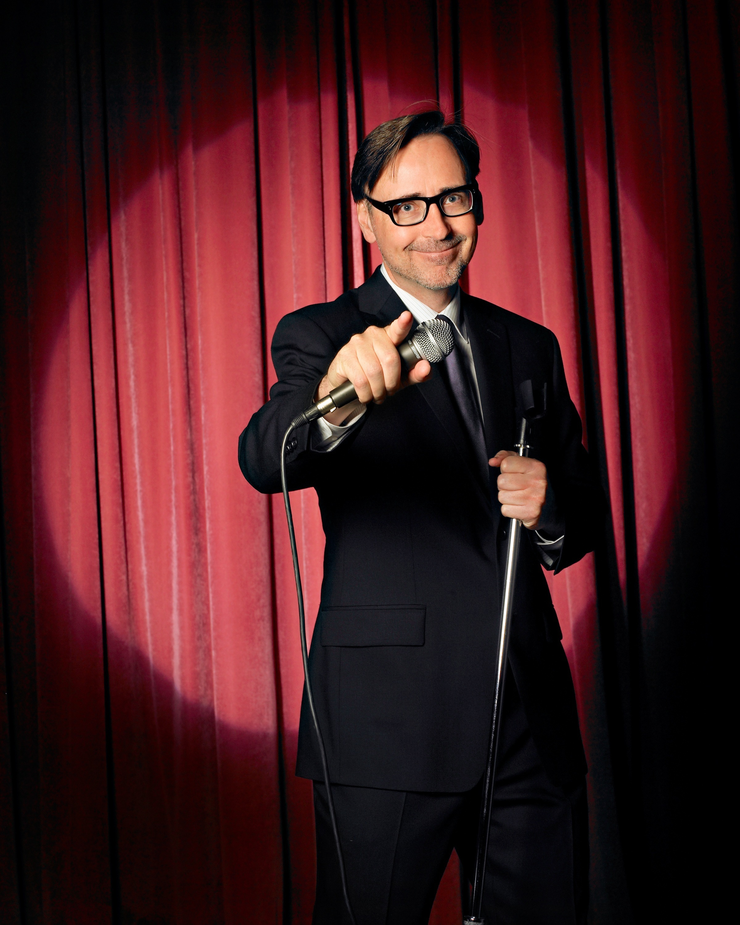Comedian Brian Stollery @ Crickets Comedy Club March 3-4
