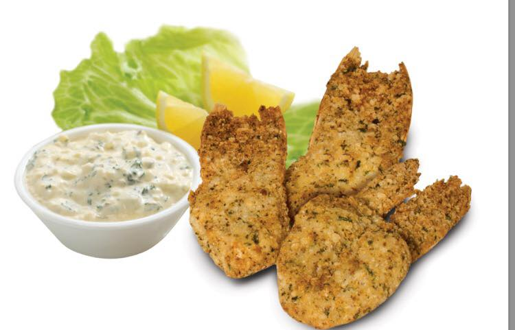 Walleye Wings — Sustainability Meets Eat Local