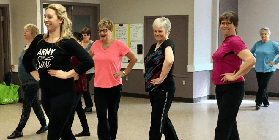 Sassy Seniors Dance to Raise Funds for Cancer