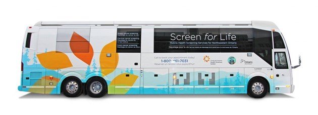 New Services and a New Look: The Screen for Life Coach is Back on the Road