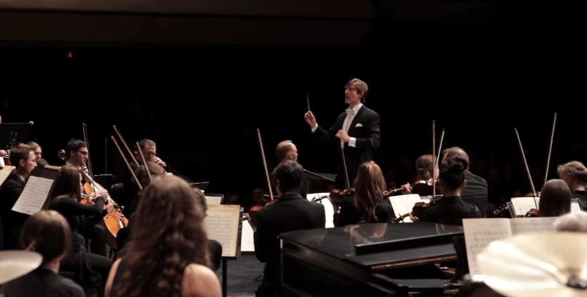 A Bittersweet Goodbye — TBSO Music Director Arthur Post Prepares to Step Down
