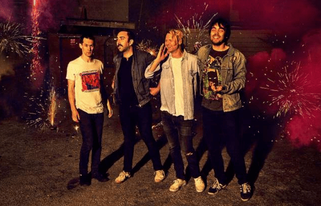 Hollerado Takes the Pressure Off