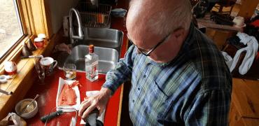 Suolakala – Bob Katajamaki's Salt Fish